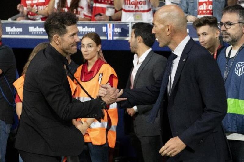 İspanya'da Madrid derbisi heyecanı