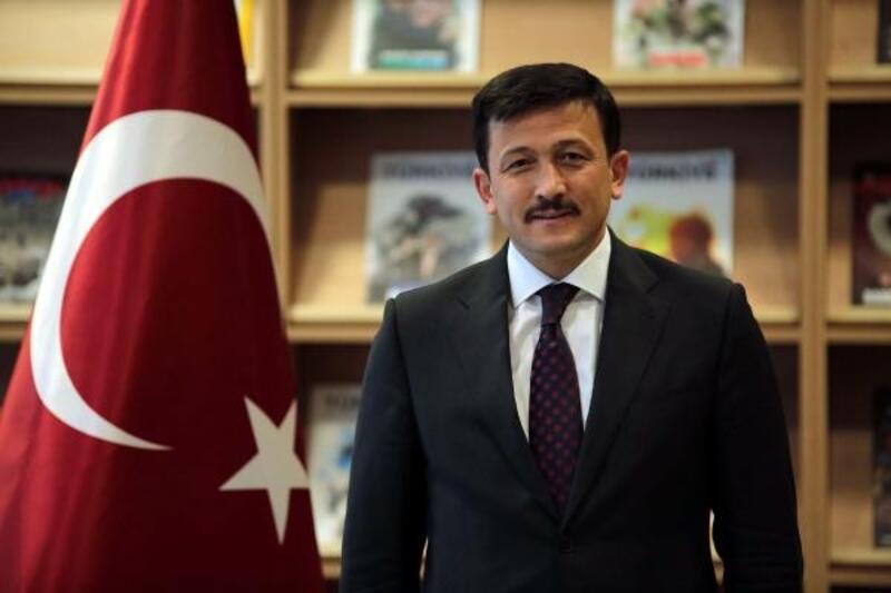 AK Parti'li Dağ'dan Tunç Soyer'e 'çevre yolu' tepkisi