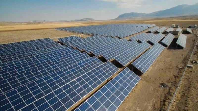 Güneş enerjisinden 700 bin TL gelir