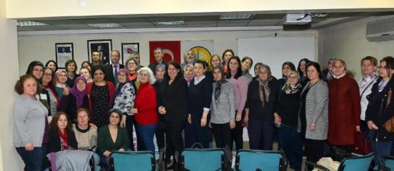 Kadın kooperatifçiler Malkara'da toplandı