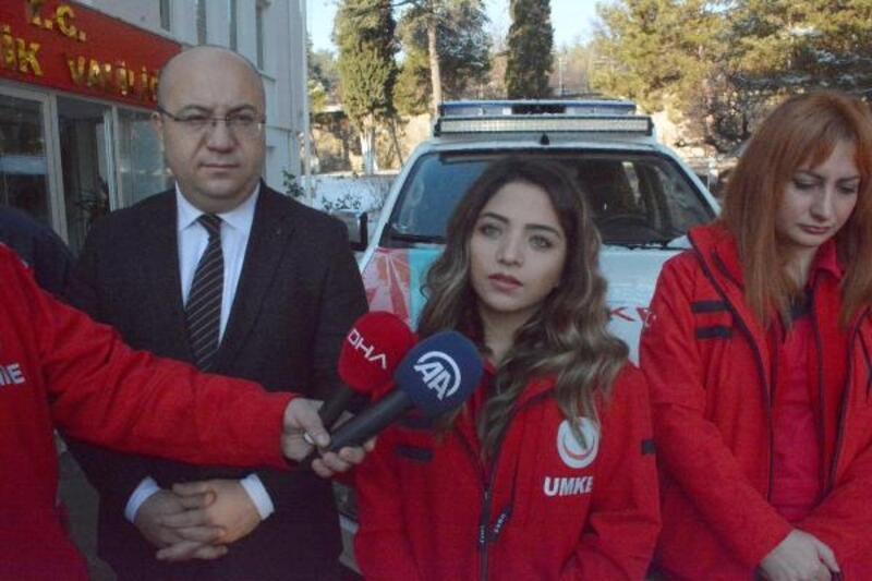 Elazığ depreminde görev yapan UMKE ekibi Bilecik'e döndü
