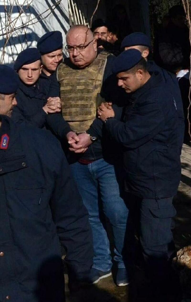 5 kişiyi öldüren Mustafa Duran'a olay yerinde keşif