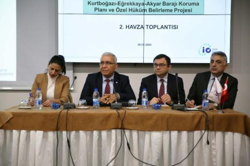 Başkent'teki barajlar için 'Koruma Planı' hazırlanacak