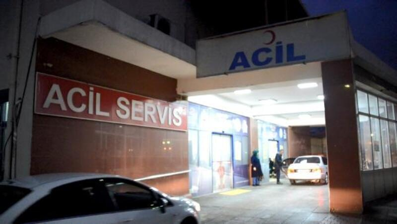 Sobadan zehirlenen anne ve 2 çocuğu hastaneye kaldırıldı