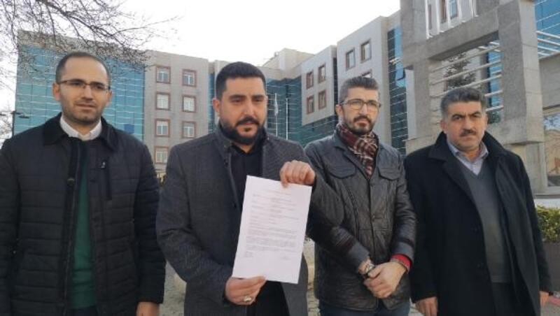 Bursa'dan Yunan parlamentere suç duyurusu
