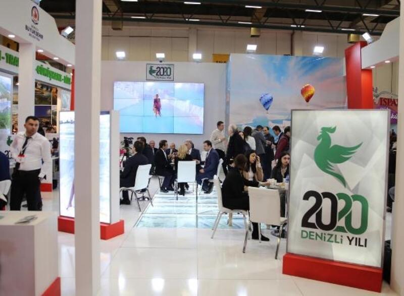 '2020 Denizli Yılı', EMITT'te tanıtıldı