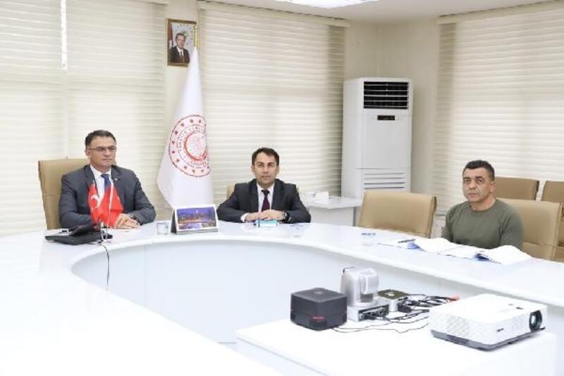 Tokat'ta DSİ yatırımları değerlendirildi