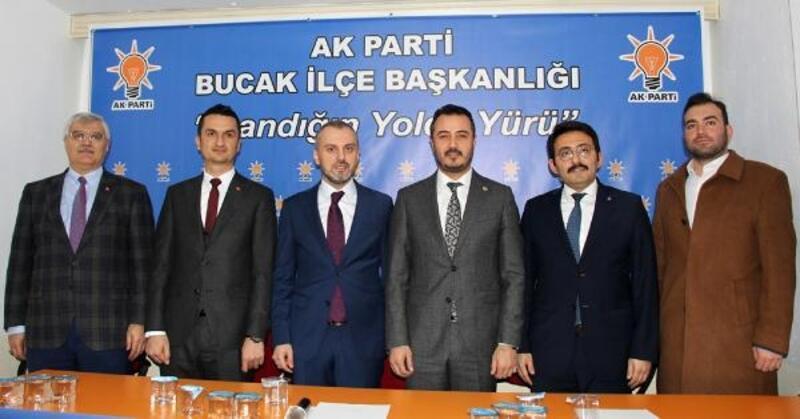 AK Parti'li Kandemir: Mesele milletin değerlerine birileri hakaret ettiğinde siz ne yapıyorsunuz?