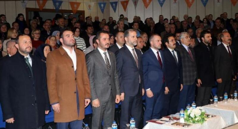 AK Parti'li Kandemir: Mesele milletin değerlerine birileri hakaret ettiğinde siz ne yapıyorsunuz? (2)