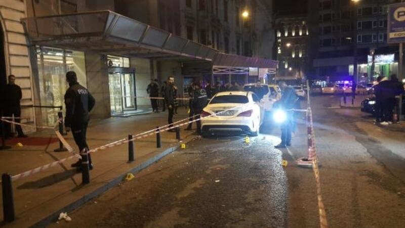 Gece kulübü önünde silahlı saldırı: 1 ağır yaralı