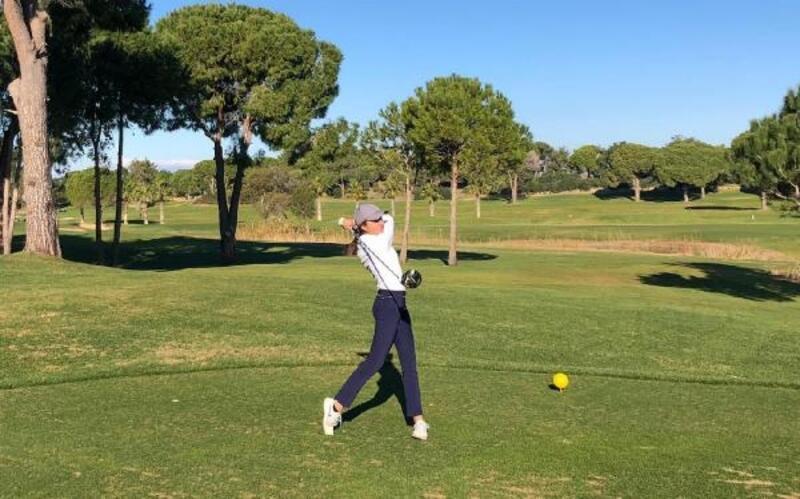 Türkiye Golf Turu'nun 2'nci ayağı Antalya'da başladı