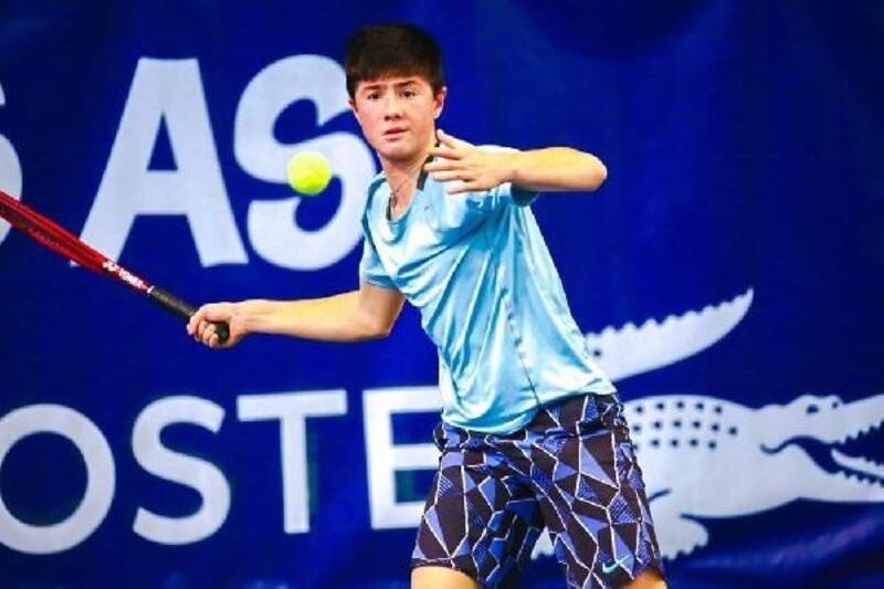 Milli tenisçi Atakan Karahan, Fransa'da çeyrek finale yükseldi