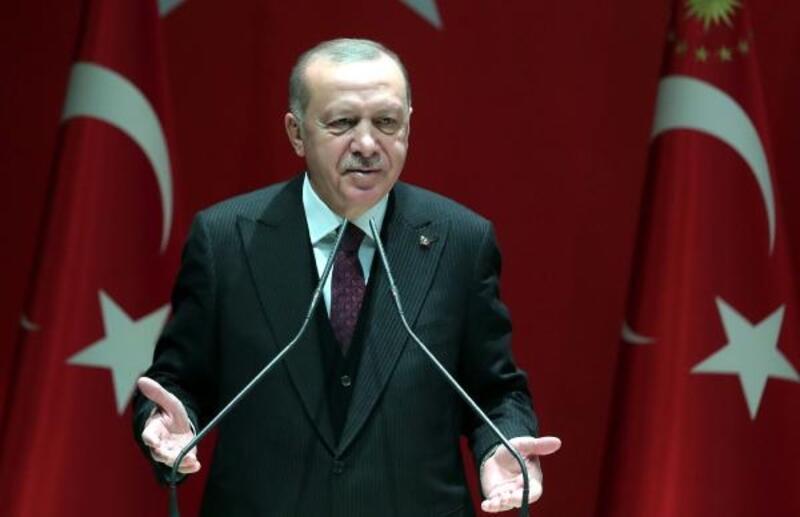 Cumhurbaşkanı Erdoğan: Filistin'i yok eden planı asla kabul etmiyoruz