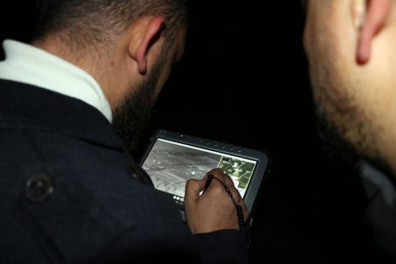 Adana'da narenciye bahçelerinde uygulama