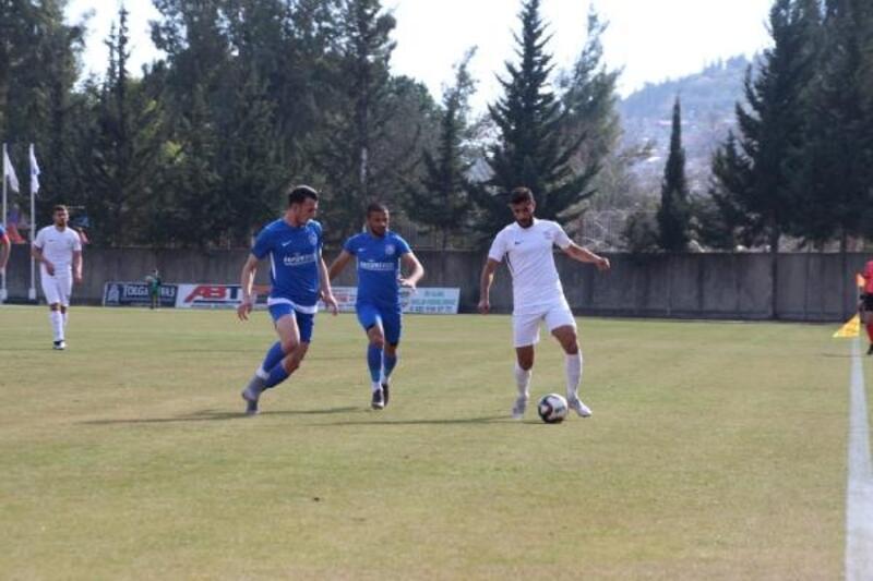 Kozanspor FK - 1877 Alemdağspor: 0-0