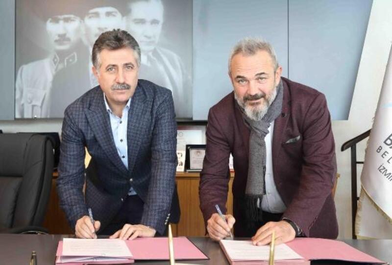 Bayraklı Belediyesi ile İzmir Barosu arasında protokol