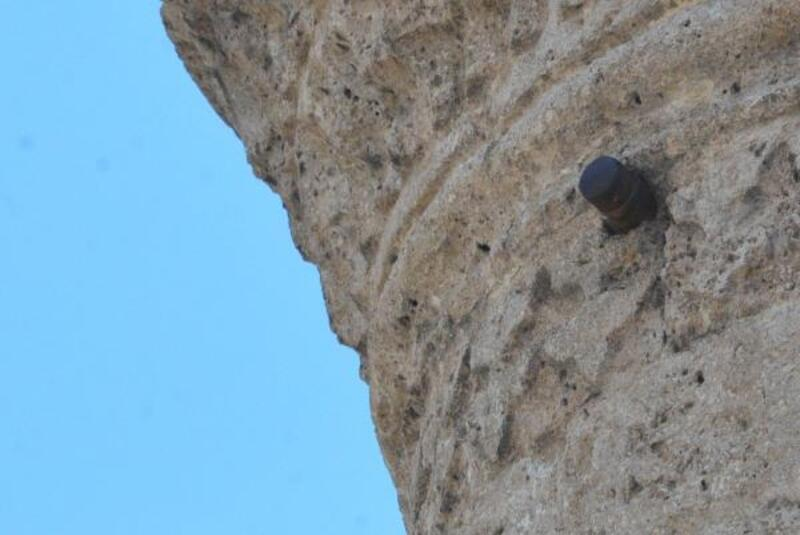 Minaresindeki top mermisiyle savaşın 100 yıllık tanığı camiye gazilik unvanı isteği