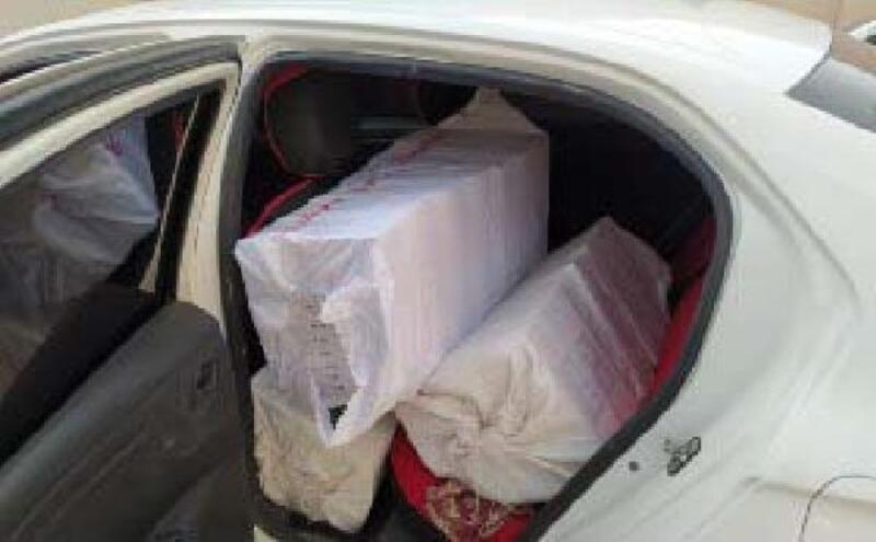 Gaziantep'te araçta 5 bin paket kaçak sigara ele geçirildi