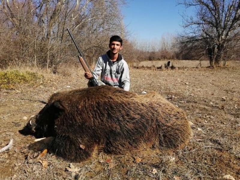 300 kiloluk 'Çal Canavarı', öldürüldü