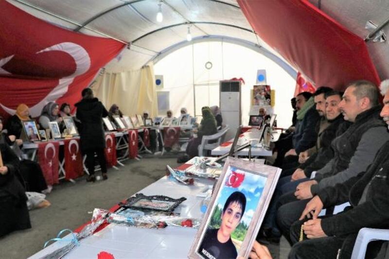 HDP önündeki eylemde 154'üncü gün; aile sayısı 80 oldu