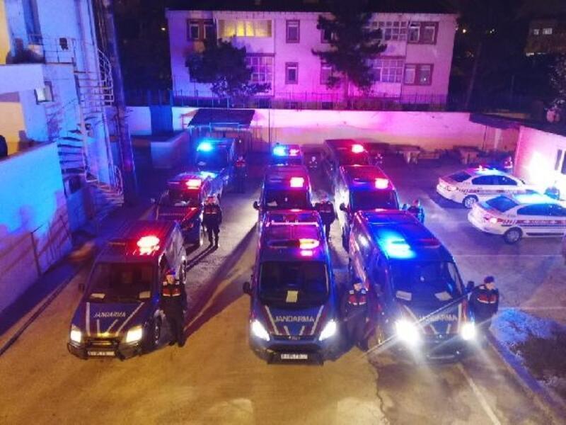 Edirne'de jandarmadan uyuşturucuyla mücadelede büyük başarı