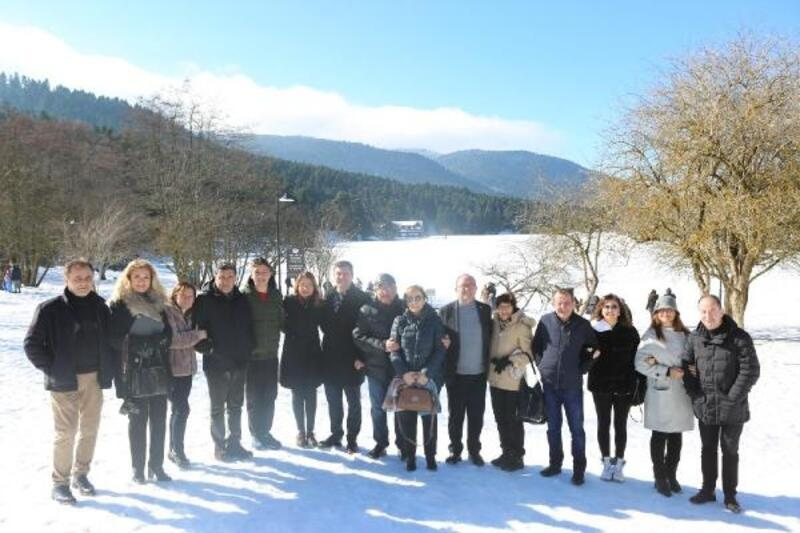 CHP'li Başkanlar Bolu'da bir araya geldi