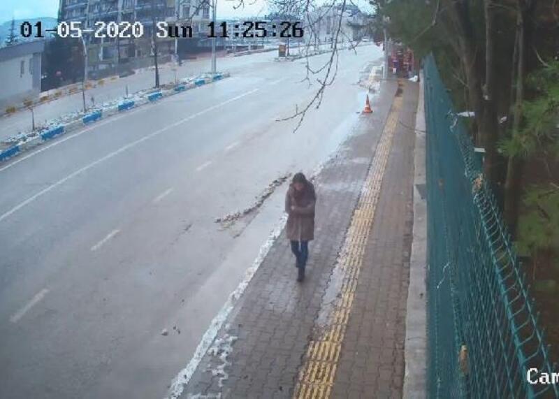 Kayıp üniversiteli Gülistan'ın yeni görüntüleri ortaya çıktı