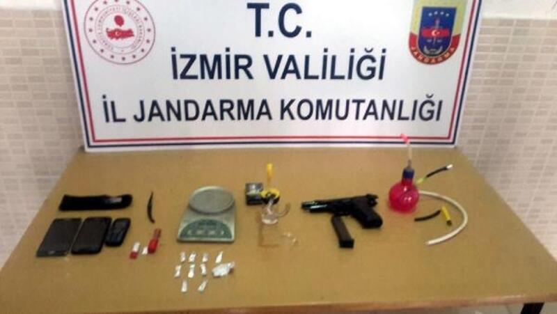 İzmir'de, jandarmadan huzur ve güven uygulaması
