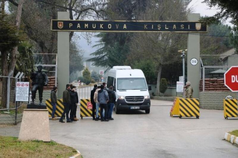 Şehit Halil Demir'in cenazesi memleketine getirildi