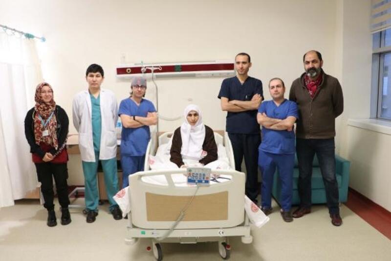 Şanlıurfa'da 2 kalp hastası, ameliyatla sağlık buldu