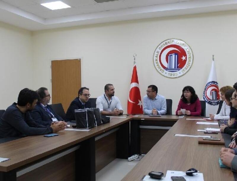 ÇOMÜ'de koronavirüs acil eylem planı toplantısı