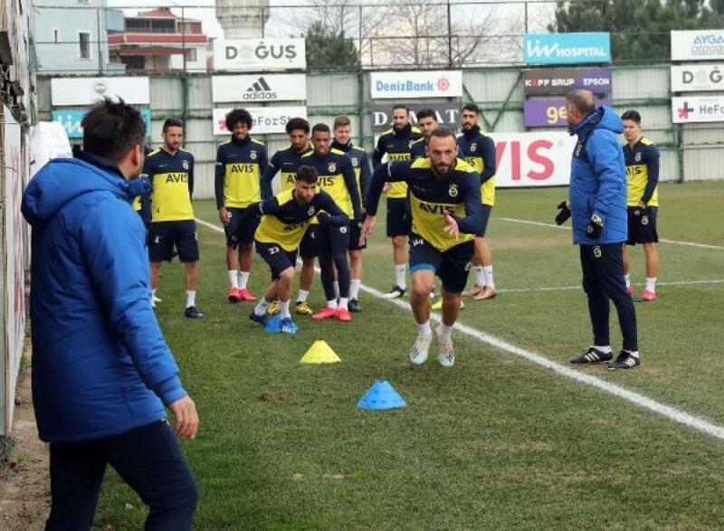 Fenerbahçe, GMG Kırklarelispor maçına hazır