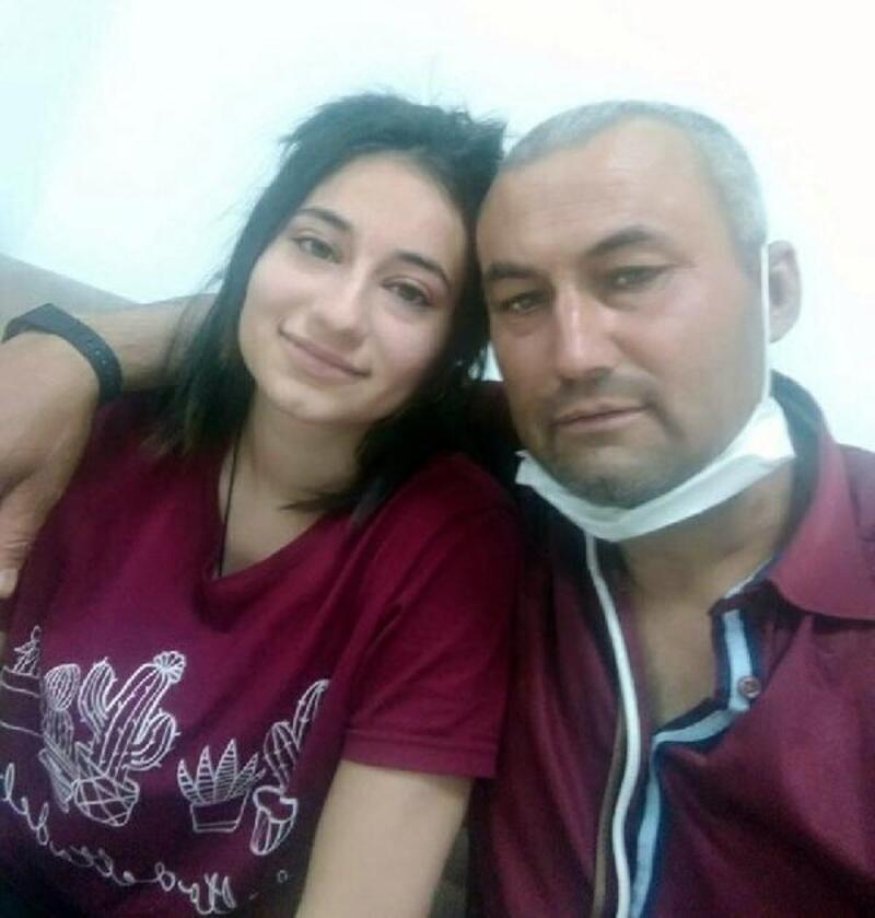 Kızıyla aynı kaderi paylaşan baba hayatını kaybetti