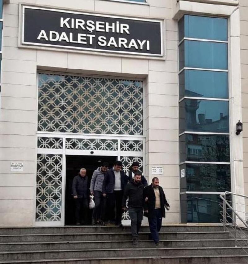 Kırşehir'de Ebubekir El Bağdadi'nin akrabalarına DEAŞ operasyonu