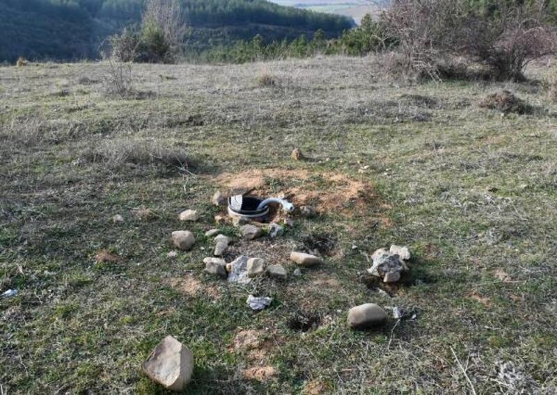 Şarköy'deki deprem ölçüm istasyonundaki cihazları çaldılar