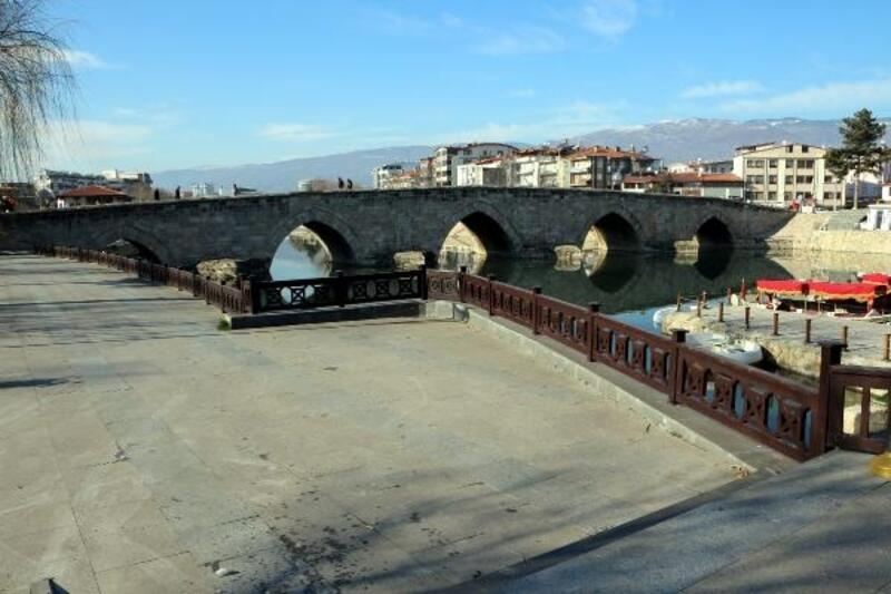 Selçuklu sultanının 3 oğlunu barıştıran 770 yıllık köprü; Hıdırlık