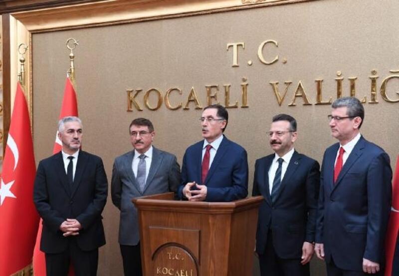 Şeref Malkoç: Cumhuriyetimizin 100'üncüyılını hak arama yoluyla taçlandıracağız