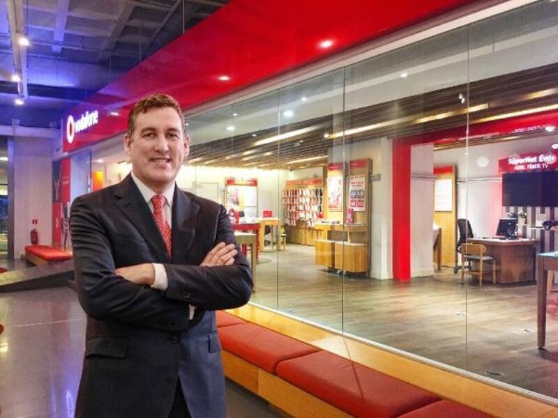 Vodafone Türkiye'nin 3. çeyrek servis gelirleri yüzde 17.3 arttı