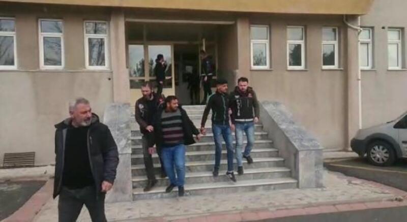 Tekirdağ'daki uyuşturucu operasyonunda 3 tutuklama