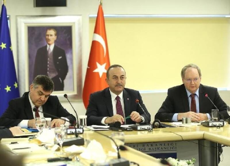 Bakan Çavuşoğlu: AB'nin Doğu Akdeniz'de karar verme yetkisi yok