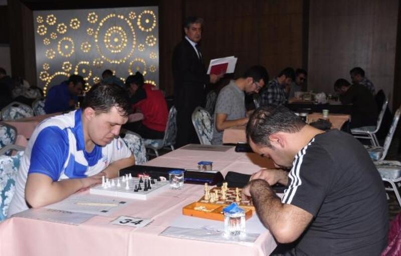 Türkiye Görme Engelliler Satranç Şampiyonası başladı