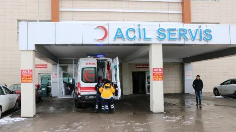 Niğde'de sobadan zehirlenen 8 kişi tedaviye alındı