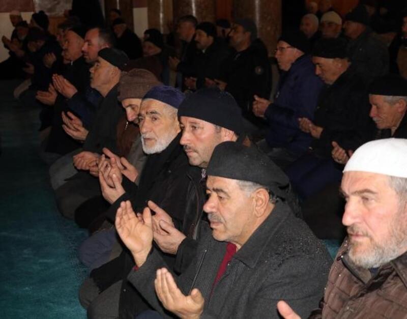 Yozgat'ta şehitler için mevlit
