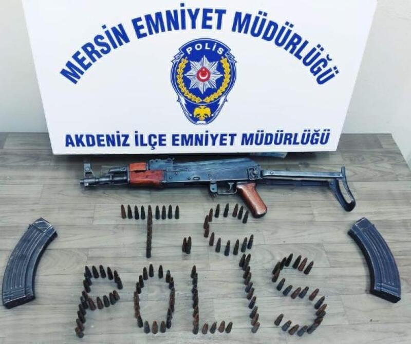 Mersin'de aranan 42 kişi yakalandı