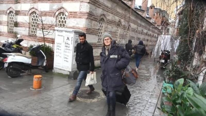 İngiliz istihbarat subayının eşi 3 ay sonra o evde