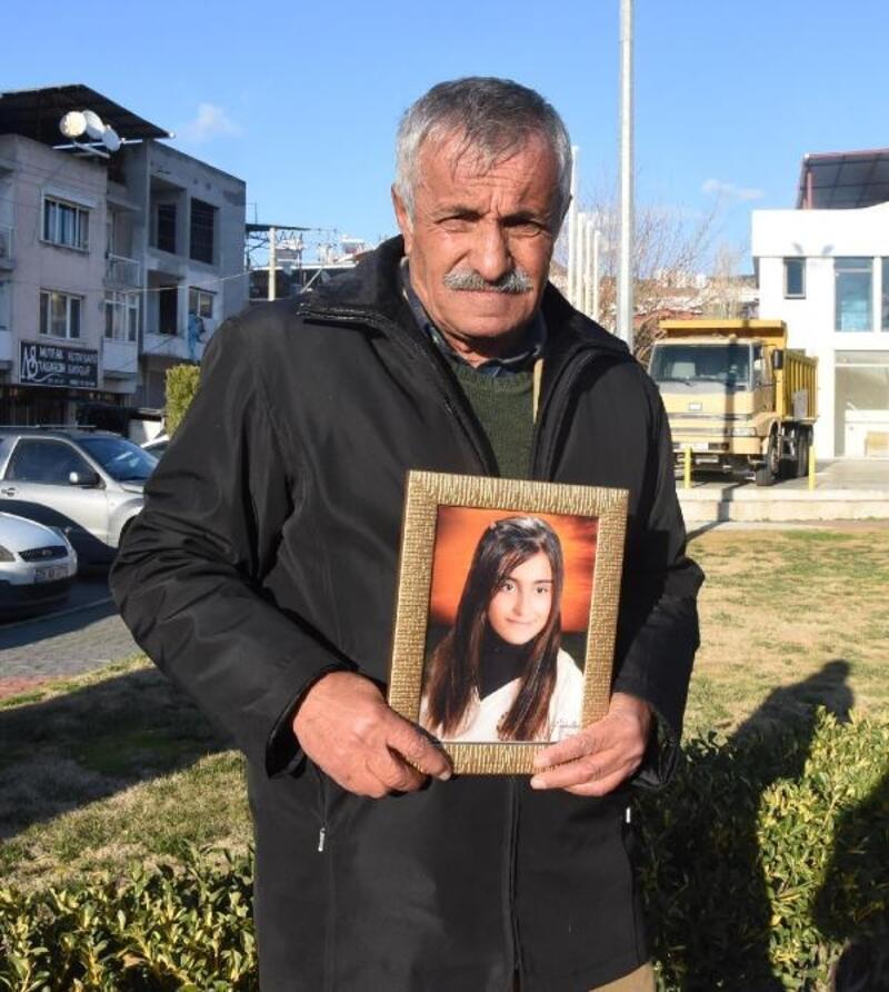 Mehmet Laçin, evlat nöbetini İzmir'de sürdürüyor