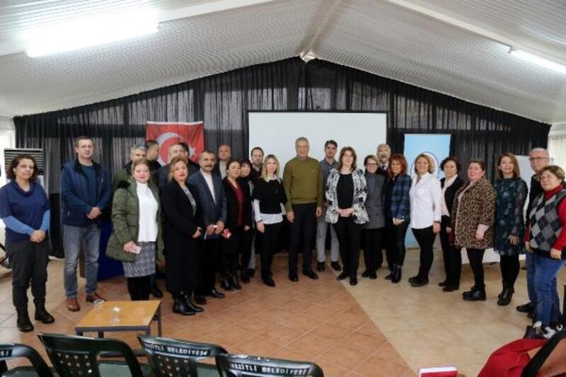 Mezitli'de göçle gelenler hakkında saha araştırması yapıldı