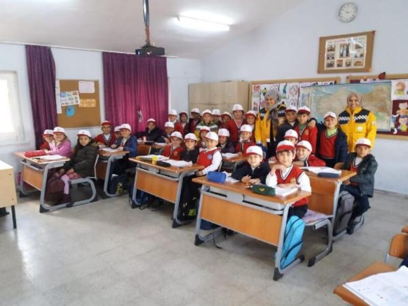 """Osmaniye'de """"Minik 112"""" projesi"""