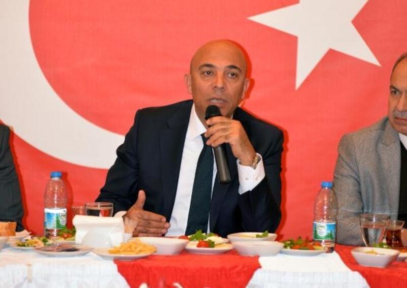 Emniyet Müdürü Şahne: Mersin, Türkiye'nin yükselen yıldızı