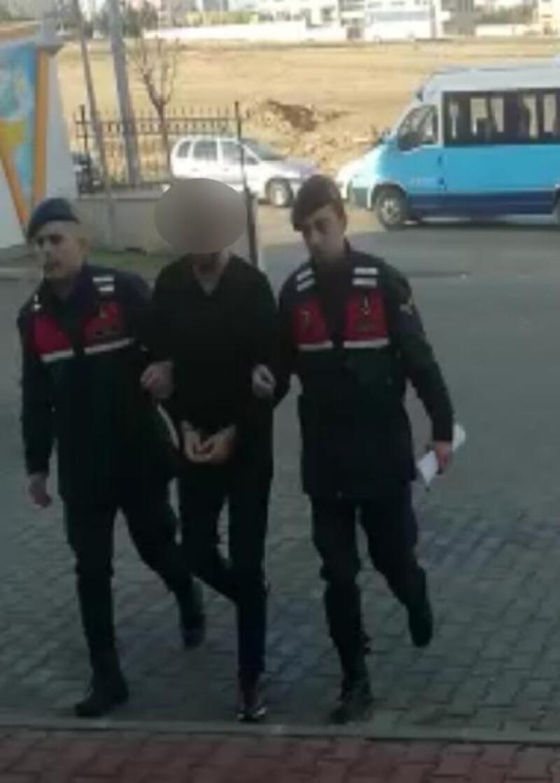 Keşan'da 4 ayrı suçtan aranan şüpheli, tutuklandı